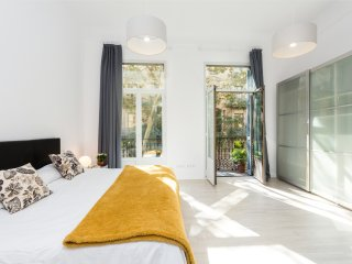 Stylish flat near Plaza Catalunya
