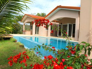 La Hacienda Ojo de Agua, Luxury Ocean View Home 2/2.5* Infinity Pool* Monkeys