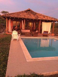 Casa Amarilla & Pool at Playa Tesoro Beach Community Lot #42