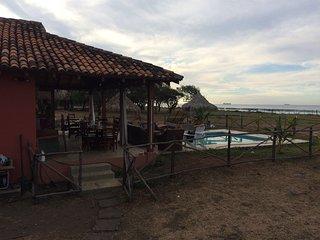 Casa Roja & Pool at Playa Tesoro Beach Community Lot #36