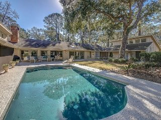 8 Jessamine Place - 3 Bedroom Sea Pines home with private pool!