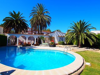 4 bedroom Villa in Empuriabrava, Catalonia, Spain : ref 5514591