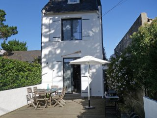 3 bedroom Villa in Legenese, Brittany, France : ref 5541508