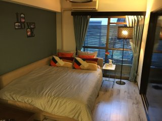 Tokyo Cozy 1 bedroom for family upto 4 Portable WiFi