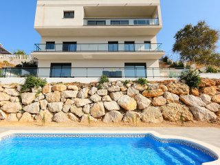 4 bedroom Villa in Santa Oliva, Catalonia, Spain : ref 5518503