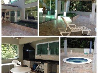 Ótima Casa na Praia de Guaratuba - Próx. Riviera São Lourenço - Bertioga/SP