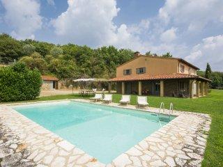 4 bedroom Villa in San Pancrazio, Tuscany, Italy : ref 5513230