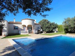 4 bedroom Villa in Las Tres Cales, Catalonia, Spain : ref 5518865