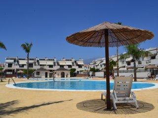 Ténérife Costa del silencio app 4 pers  wi-fi gratuit 2 grandes terrasses