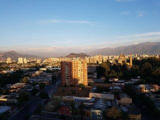 Apart vista a la Cordillera