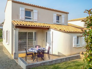 3 bedroom Villa in Pontaillac, Nouvelle-Aquitaine, France : ref 5513561