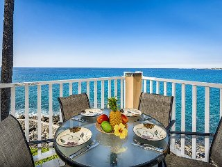 Sea Village 3317 - 1 bedroom, DIRECT OCEANFRONT, Top Floor, BREATHTAKING VIEW