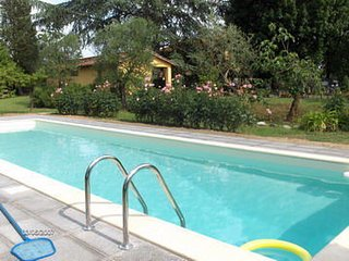 2 bedroom Villa in Galleno, Tuscany, Italy : ref 5485402