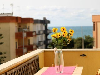 Levante holiday home in Gallipoli in Lido San Giovanni area a few meters from th
