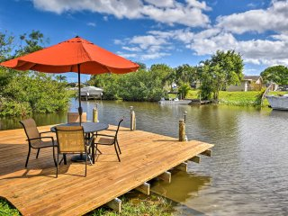Waterfront Port St Lucie House w/ Patio & Dock!