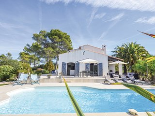 5 bedroom Villa in Sophia Antipolis, Provence-Alpes-Cote d'Azur, France : ref 55