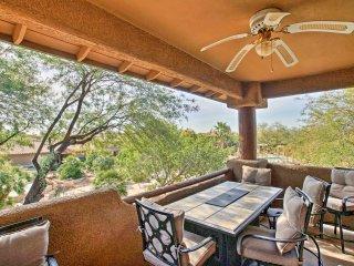 Upscale Scottsdale Condo w/Resort-Style Pool & Spa
