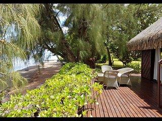 'Beach House' Te Moana - Tahiti