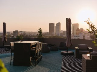 Rooftop paradise with 3 bedrooms in upscale Polanco