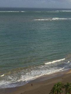 Atico frente al mar