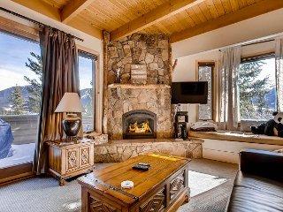 3BR Luxury Keystone Ski Condo w/ Patio, Hot Tub, Sauna & Tennis Courts
