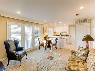1BR/1BA Condo w/ Patio, Pool & Resort Amenities - Near Downtown & Wineries