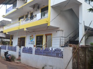 Budget stay, Budget Guest House, Budget Holiday Home near Baga Beach