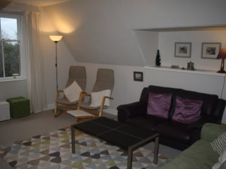 Holmgarth, 2 bedroom holiday apartment sleeping 6