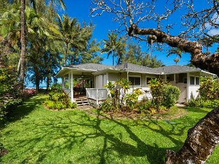 Hanalei Bay Beachfront Home ~ Nani Nani Hale - TVNC#1260