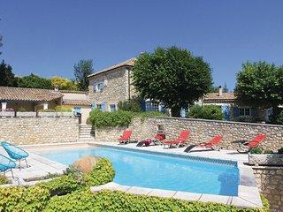 4 bedroom Villa in Châteauneuf-du-Rhône, Auvergne-Rhône-Alpes, France : ref 5522