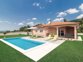 3 bedroom Villa in Roc, Istria, Croatia : ref 5571398