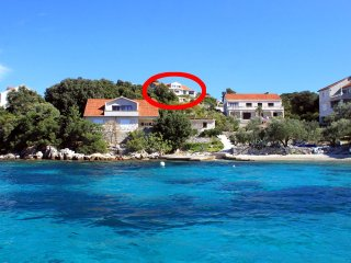 Four bedroom apartment Tri Zala (Korcula) (A-558-c)