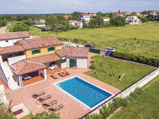 4 bedroom Villa in Valtura, Istria, Croatia : ref 5520400