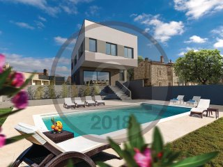 4 bedroom Villa in Vinkuran, Istria, Croatia : ref 5570106