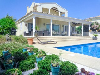 3 bedroom Villa in Es Canutells, Balearic Islands, Spain : ref 5512028