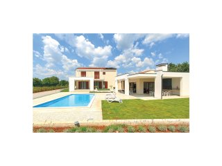 4 bedroom Villa in Stokovci, Istria, Croatia : ref 5520397
