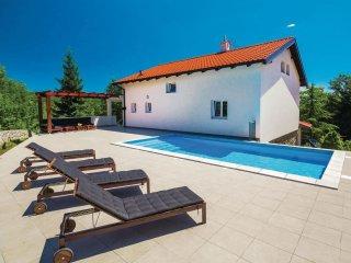 4 bedroom Villa in Veli Brgud, Primorsko-Goranska Županija, Croatia : ref 552141