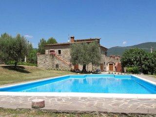 7 bedroom Villa in Lisciano Niccone, Umbria, Italy : ref 5518102