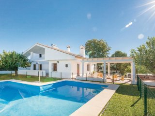 7 bedroom Villa in El Santiscal, Andalusia, Spain : ref 5571529