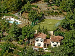 6 bedroom Villa in Sammomme, Tuscany, Italy : ref 5517032