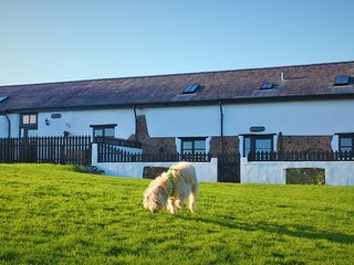 WOODLAND COTTAGES:BADGER COTTAGE - Very dog friendly accommodation, North Devon