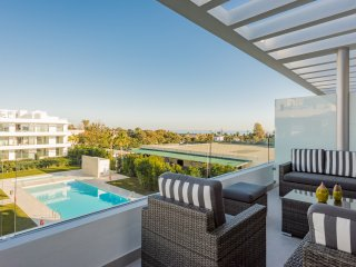 New penthouse in New Golden Mile, Marbella