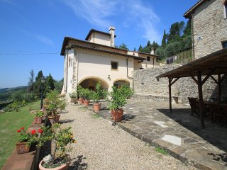 6 bedroom Villa in Le Falle, Tuscany, Italy : ref 5518396