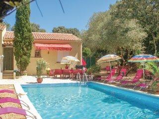 3 bedroom Villa in Villevieille, Occitania, France : ref 5569977
