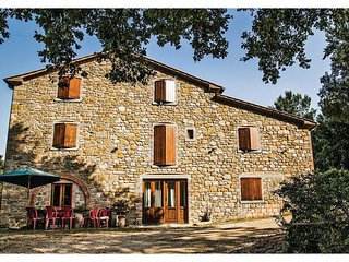 5 bedroom Villa in Campersalle-Canalicchia, Umbria, Italy : ref 5523741
