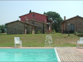 2 bedroom Villa in Badicorte, Tuscany, Italy : ref 5239739