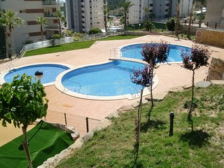 3 bedroom Apartment in La Cala de Benidorm, Valencia, Spain : ref 5555483