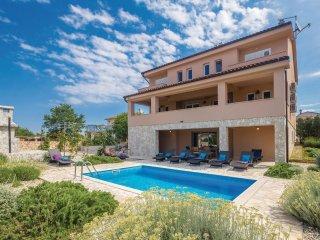 7 bedroom Villa in Hrahoric, Primorsko-Goranska Zupanija, Croatia : ref 5521166