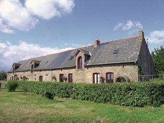 5 bedroom Villa in Eance, Brittany, France : ref 5522074
