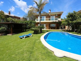 4 bedroom Villa in Las Tres Cales, Catalonia, Spain : ref 5519054